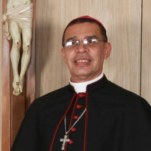 Monseñor Edgardo Cedeño